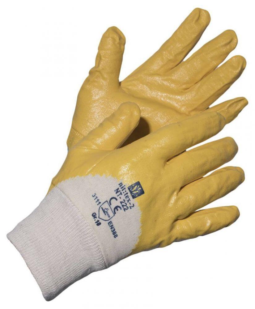 nitril handschuhe gelb arbeitshandschuhe. Black Bedroom Furniture Sets. Home Design Ideas